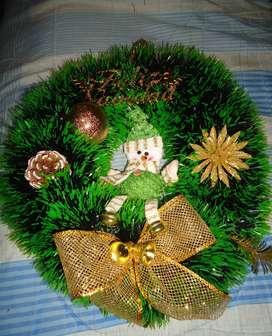 Coronas de navidad, TACNA