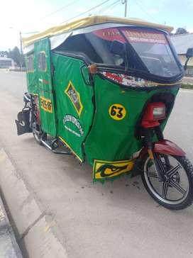 Mototaxy en ocasión
