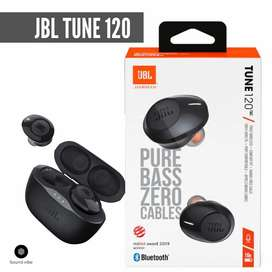 Audífonos Earbuds JBL Tune 120 TWS