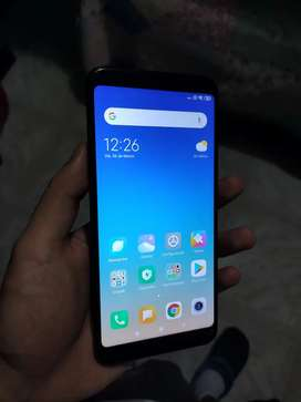 Vendo o cambio Xiaomi Redmi NOTE 5 Plus 32GB doble SIM, COMO NUEVO, GANGAZO!!