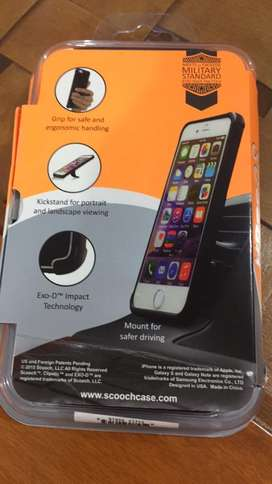 Case Resistente a Impactos iPhone 6 Plus
