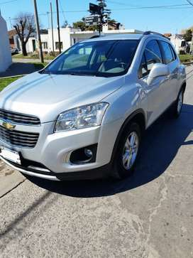 Chevrolet Tracker 2015 TZL Impecable