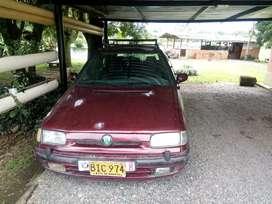 Se venden camioneta Skoda felicia 1997