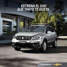 Chevrolet S- Cross 2020 Vallejo Araujo