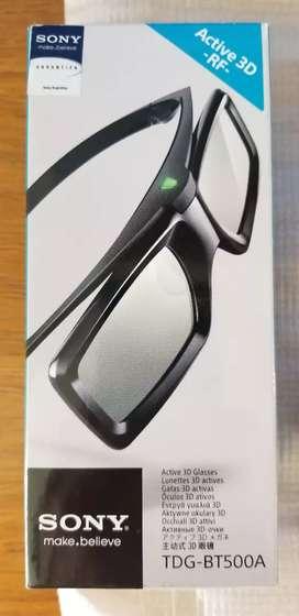 Sony Lentes 3d - Passive Simulview Glasses