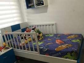 venta de cama para niño