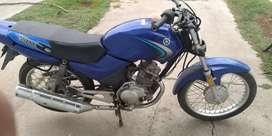 Vendo urgente Yamaha YBR