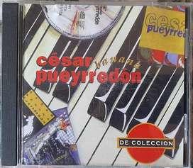 César Banana Pueyrredón De Colección Cd 1997 Excelente