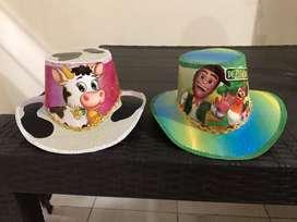 Piñateria/gorros infantiles