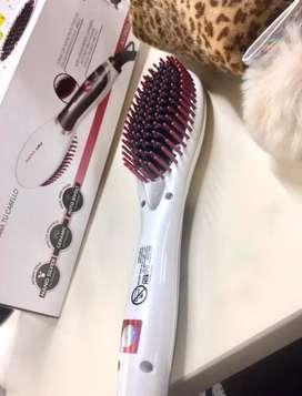 Cepillo alisador Gama / plancha para cabello