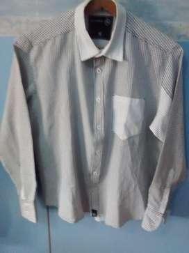 Camisa a cuadros Romana