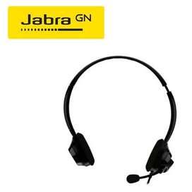 HEADSET BINAURAL JABRA 1109/820/105 CONECTOR RJ9 AJUSTABLE PARA TELÉFONOS IP