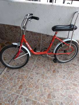 Bicicleta monareta original