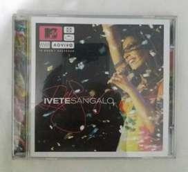 Ivete sagalo mtv ao vivo cd original nuevo