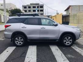 Hermosa Fortuner flamante