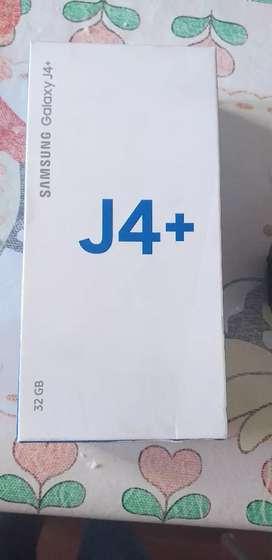 Vendo samsung j4 +