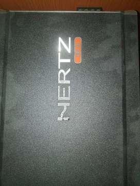 Amplificador audio Hertz