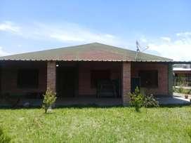 Alquilo hermosa casa de campo en Villa el sol. A continuacion de san Luis