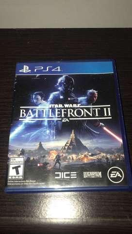Star Wars battlefront 2 ps4