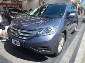 Honda CRV LX 2.4 AT cuero