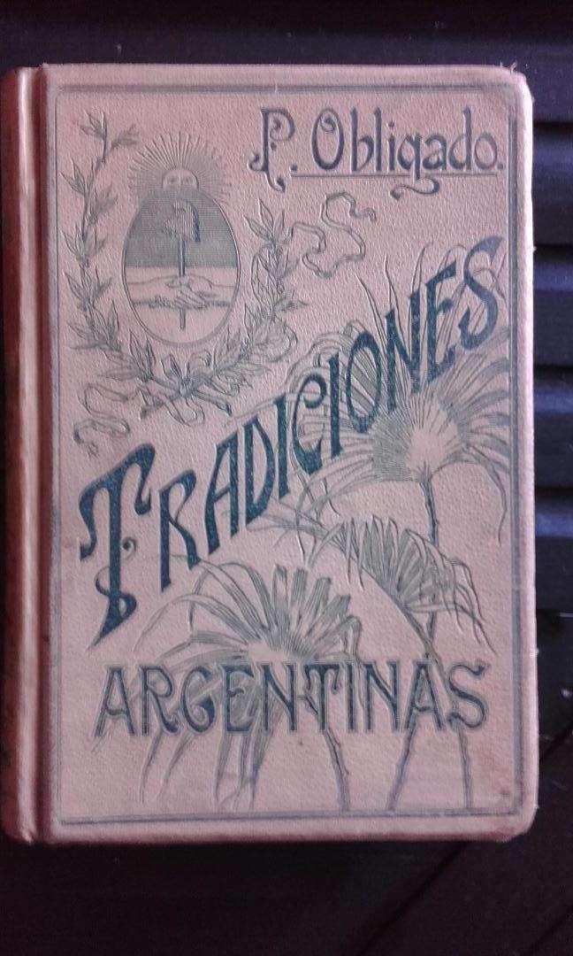 Libro Tradiciones Argentinas 0