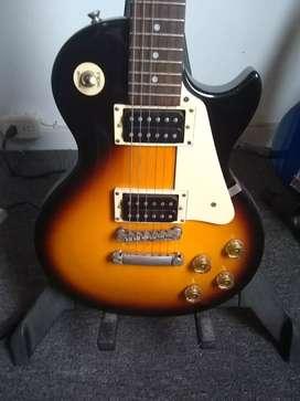 vendo guitarra electrica EPIPHONE 100 LES PAUL