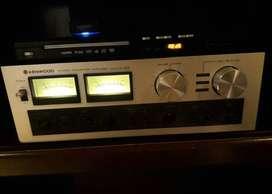 Vendo amplificador kenwod de 4 canales japones unica fidelidad