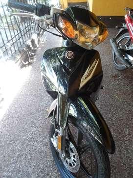 Vendo Yamaha New Crypton 2013 . Todos los papeles. Excelente Estado