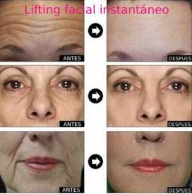 Lifting Facial Instantaneo