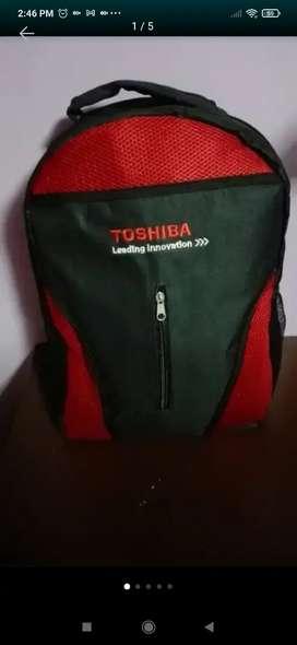 Mochila toshiba