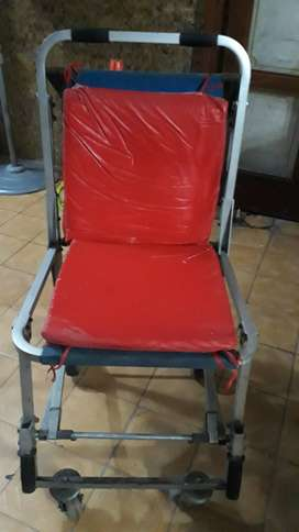 silla de ruedas p/ambulancia
