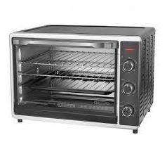 Horno Tostador 52lts 220w Black & Decker Convenc. Model Ct0300
