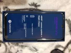 Motorola one fusión, nuevo