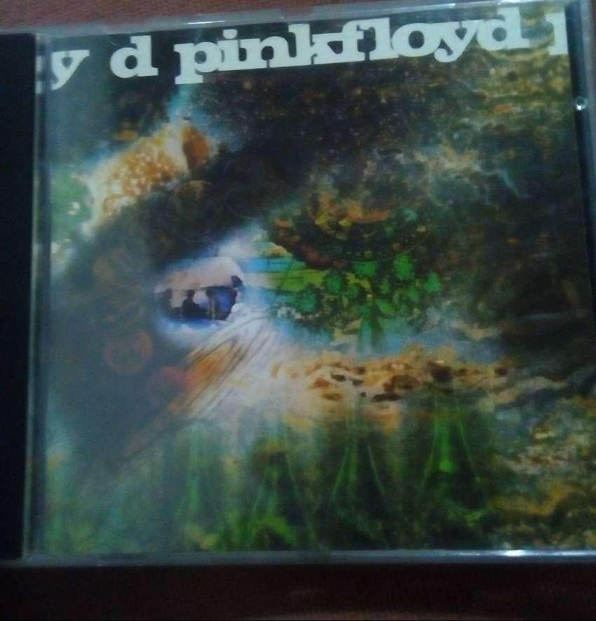 CD pink floyd a saucerful of secrets 0