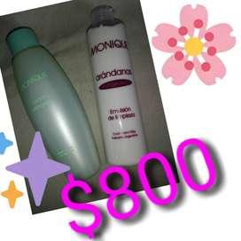Productos de limpieza MONIQUE!!!