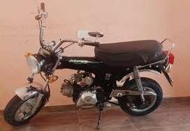 Moto Guerrero Dax