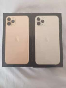 Iphone 11 pro máx 256 gb sellado