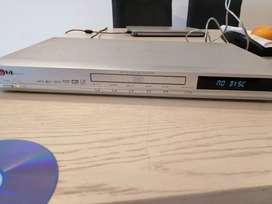 DVD LG + Control