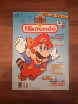 Vendo revistas CLUB NINTENDO,muy buena colección.