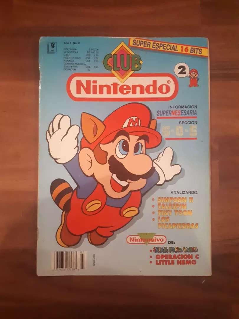 Vendo revistas CLUB NINTENDO,muy buena colección. 0