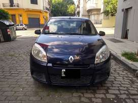 Renault Sandero 1.6 Pack Plus - Año 2012