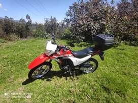 Honda XR-190 en perfecto estado