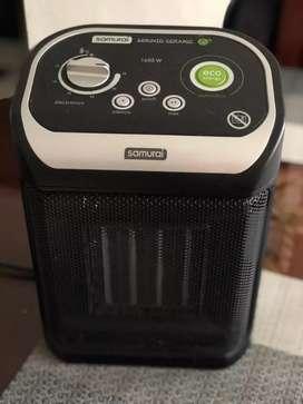 Calentadores de ambiente