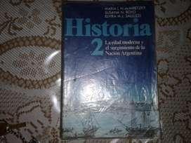 LIBRO DE HISTORIA 2 - MIRETZKY - KAPELUSZ