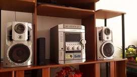Equipo de sonido LG Xtremo 4000