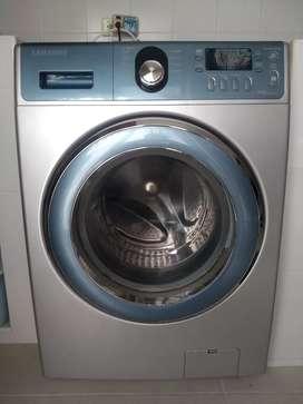 Lavadora secadora Samsung 18 lb