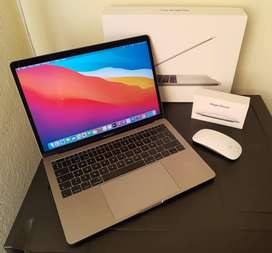 """Apple MacBook PRO MPXT2E/A 13"""" i5 8Gb 256Gb 171 Ciclos + Magic Mouse 2 IMPECABLE EN CAJA!!!"""
