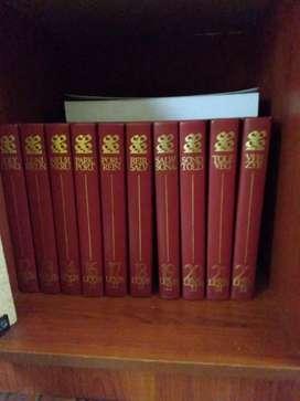 21 libros de Diccionario Enciclopédico Lexis 22