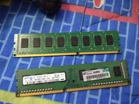 memoria ram de 2gb ddr3