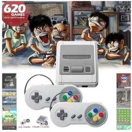 Consola retro  620 videojuegos